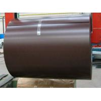China Hot Dipped Cold Rolled Color Coated Aluminium Coil 0.2 - 6.0mm Thickness on sale