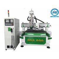 Cheap Carousel / Disk ATC Wood CNC Machining Center For Woodworking Cnc Router Machine ATC wholesale