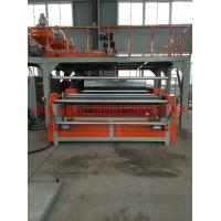 Cheap Multi Layer PE Air Bubble Wrap Manufacturing Machine With Double Screw wholesale