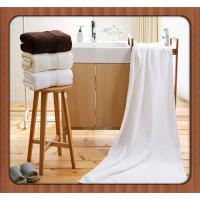 Cheap 5 Star Hotel Standards Cotton Fiber custom Embossed Bath Towel And Face Towel Sets wholesale