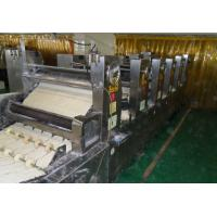 Cheap 50HZ Frequency Instant Noodle Line  , Industrial Noodle Making Equipment wholesale