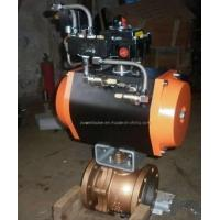 Cheap Flange-Connection Floating Ball Valve wholesale