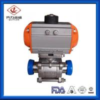 Cheap Complete Encapsulation Welded Ball Valve Customized For Special Environments wholesale