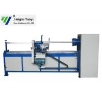 China Non - Woven Fabric Roll Cutting Machine For Plastic / Conductive Cloth on sale