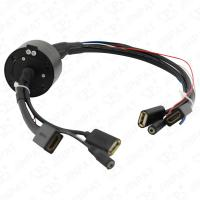 Cheap High - Definition HDMI Slip Ring Customized For HD Video Surveillance wholesale