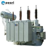 China High Voltage Industrial Power Transformer / 16 Mva 100 Kva Distribution Transformer on sale