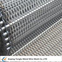 Cheap Stainless Steel Wire Mesh Strip|Conveyor Belt Mesh Made by SS304 for Pipeline Transport wholesale