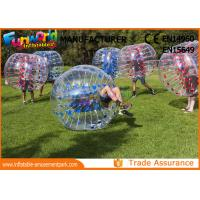 Buy cheap Giant Human Size Inflatable Bubble Ball For Adult 3 Years Warranty from wholesalers