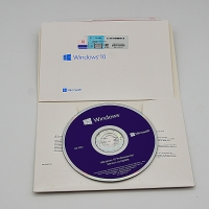 Cheap French Language Microsoft Windows 10 Pro Oem DVD Package wholesale