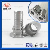 Cheap Hydraulic Sanitary Hose Connector Fitting For Beverage Pharmacy Industry wholesale