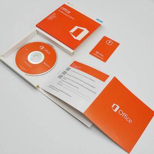 Cheap Microsoft Office 2016 Pro Professional Plus , Windows Office Pro For Laptop PC wholesale