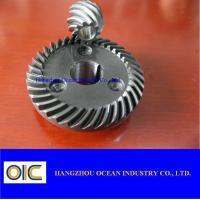Quality Machined , Casting , Hobbing , Spiral Bevel Gears for sale