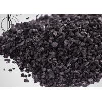 Cheap Low Ash Electric Calcined Coal Granular Used In Metallurgical Reducing Agents wholesale