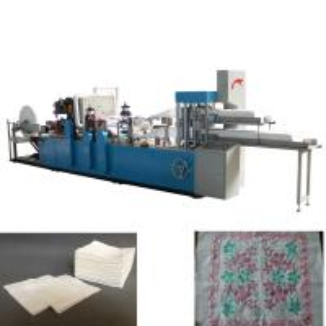 Cheap Double Decks Two Color Printing Napkin Paper Making Machine wholesale