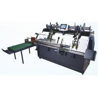 Cheap Industrial  Binding Machine Endsheet Tipping & Inserting System wholesale