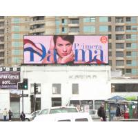 Cheap 64dots * 48dots Resolution 20mm Outdoor Full Color Led Display For Building Top wholesale