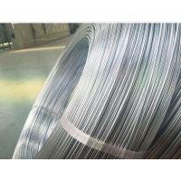 Cheap Refrigerator Zinc Coated Pipe / Hot Drawn Galvanised Round Tube ASTM B338 wholesale