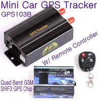 Cheap GPS103B Remote Control Car Vehicle Truck GPS Tracker Real Time GPS Tracking Locator System W/ Cut-off oil & power by SMS wholesale