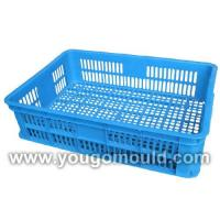Buy cheap Plastic Mould-Vegetable Crate Mould from wholesalers