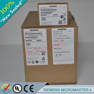 Cheap SIEMENS Micromaster 4 6SE6440-2UC13-7AA1 / 6SE64402UC137AA1 wholesale