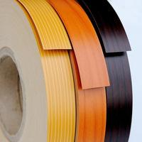 China PVC edge banding for furniture kitchen cabinet on sale