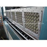 Cheap High Output Rotary Pulp Egg Tray Making Machine / Egg Box Moulding Machine wholesale
