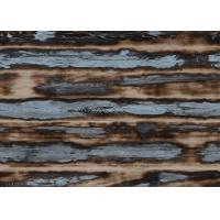 Resident Indoor Fire Proof PVC Plank Flooring 12 X 24 Beautiful Pattern