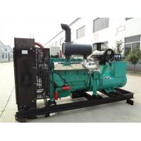 Cheap Large Capacity Fuel 125kva Diesel Generator With Multiple Inlet / Exhaust wholesale