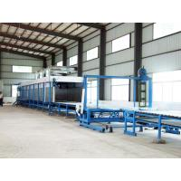 Cheap Full-Automatic Horizontal Continuous Polyurethane Foam Injection Machine With American Vicking Pump wholesale