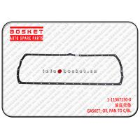 Cheap 1113671300 1-11367130-0 Oil Pan To Cylinder Block Gasket For Isuzu CXZ51 6WF1 wholesale