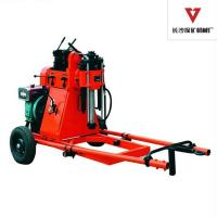 Cheap Geotechnical Drill Rig for kenya with T2 double barrel , SPT GY-150T wholesale