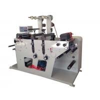 Cheap Rotary die cutting machine max width 320mm and with slitting rewinding function or sheeting wholesale