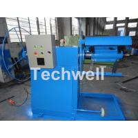 Cheap Industrial Automatic Hydraulic Decoiler Machine , Sheet Decoiling Machine wholesale