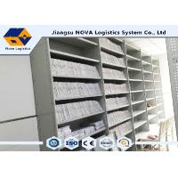 Steel Light Duty Storage Rack / Racking System For Warehouse Corrosion Protection