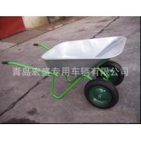 Cheap Russia Model Wheel Barrow, Galvanized Wheel Barrow Wb6431 wholesale