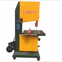 Cheap MJ woodworking twin vertical wood band saw machine with discount price wholesale