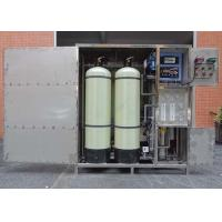 Cheap Fully enclosed 500LPH RO Water Treatment System Water Purifier Filter wholesale