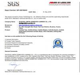 Zhuzhou Xinpin Cemented Carbide Co.,Ltd Certifications