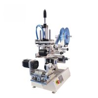 Buy cheap Adhesive Sticker Semi Automatic Flat Plane Labeling Machine For Plastic Flat from wholesalers