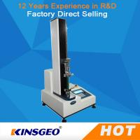Cheap PC Control Universal Testing Machines Viscosity Testing Equipment Customized Grip wholesale