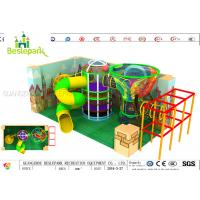 Cheap EVA Cover Kids Indoor Soft Playground Colorful Theme For 3-15 Years Old wholesale