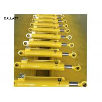 Cheap 4 Ton Double Acting Hydraulic Cylinder Chrome Plating For Coal Mining Machinery wholesale