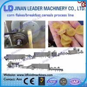 Cheap Corn flakes breakfast cereals process line corn flakes production process wholesale