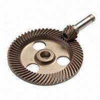 Cheap Precision ODM Spiral Bevel Gear, Suitable for Brush Cutter Gear Case wholesale