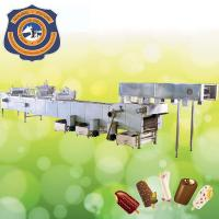Cheap LY-4 Ice cream Linear colored machine wholesale