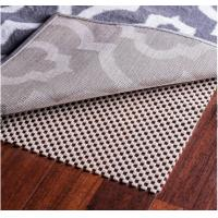 Cheap Corrosion Resistance Grid PVC Non Slip Mat 5mm Carpet Underlay With ODM Service wholesale