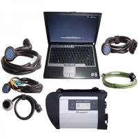 Buy cheap 2015.09V MB SD Connect Compact 4 Star Diagnosis Mercedes Benz Diagnostic Scanner from wholesalers