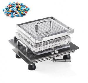 Cheap 750Pcs/H Capsule Filling Machine wholesale