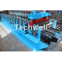 Cheap 0-15m/min Forming Speed Cold Roll Forming Machine With Sheet Left And Right Traverse Movement wholesale