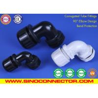Cheap 90° Elbow IP68 Waterproof Quick Connectors (Fittings) for Corrugated Tubes wholesale